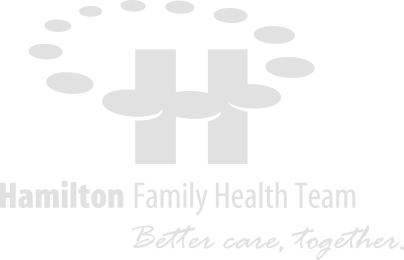 Hamilton Family Health Team logo